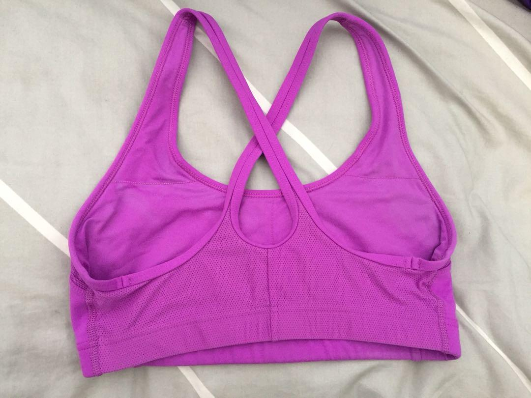Lorna Jane Logo Sports Bra- L