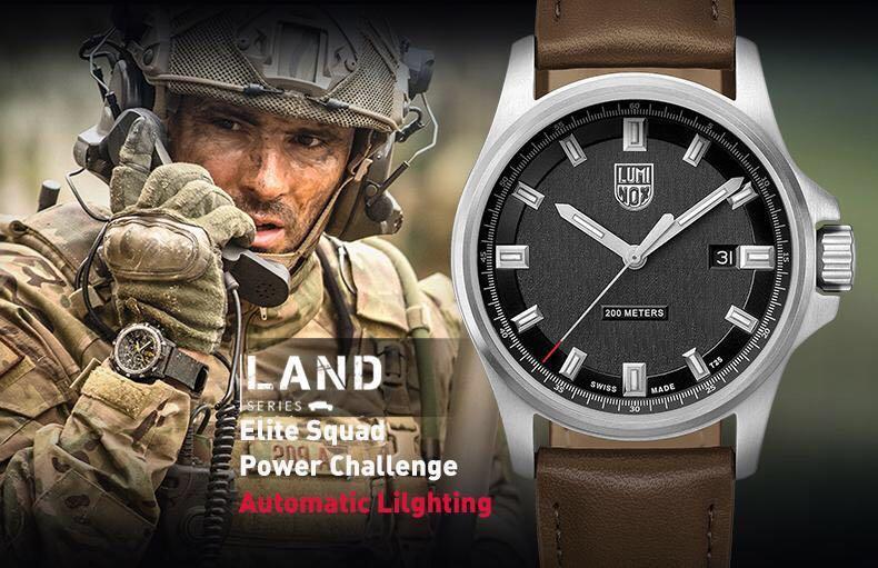 Luminox XL.1831 Terrestrial series of Swiss Mens Military Sports Watches