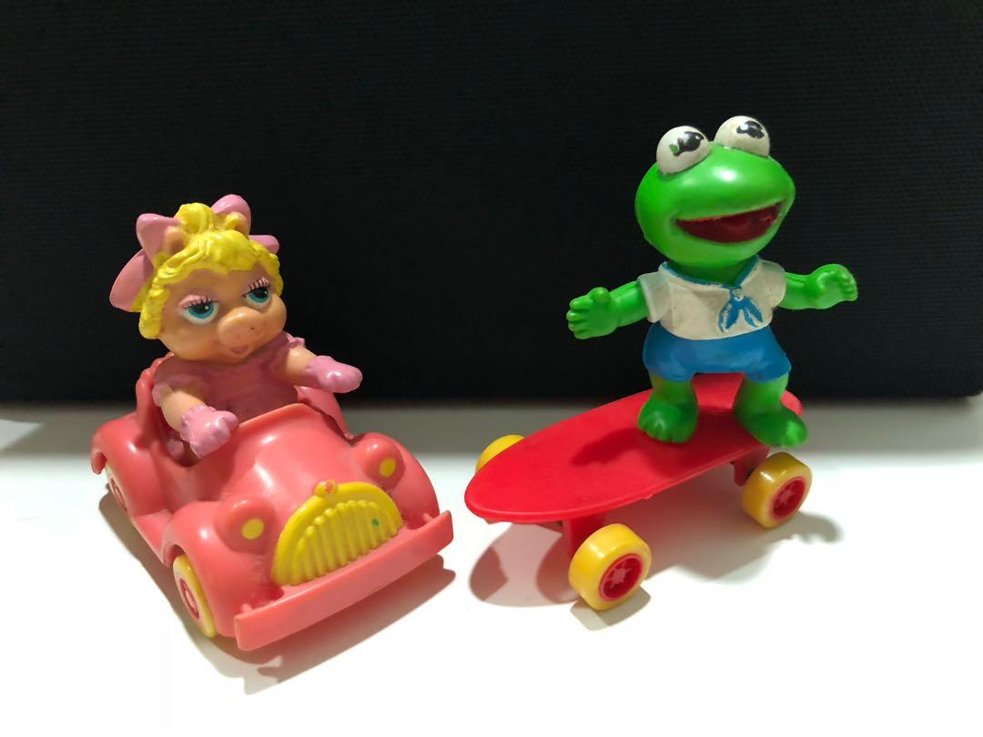 McDonald's Happy Meal Muppet toys x2, Toys & Games, Bricks