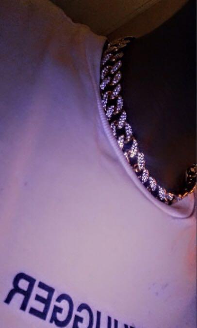 Men's Cuban link chain