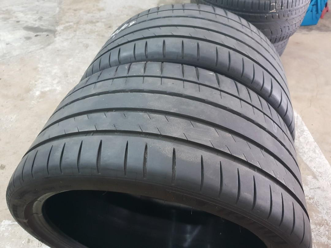 Michelin Pilot Sport 4 275/30ZR 19