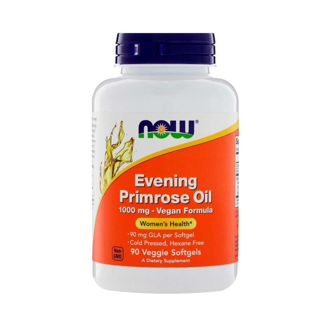 9e4b2da4e052 Last bottle! Evening Primrose Oil x 90 Veg Softgels