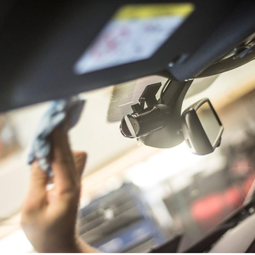 Professional Car Camera Dash Cam Installation Service Camera