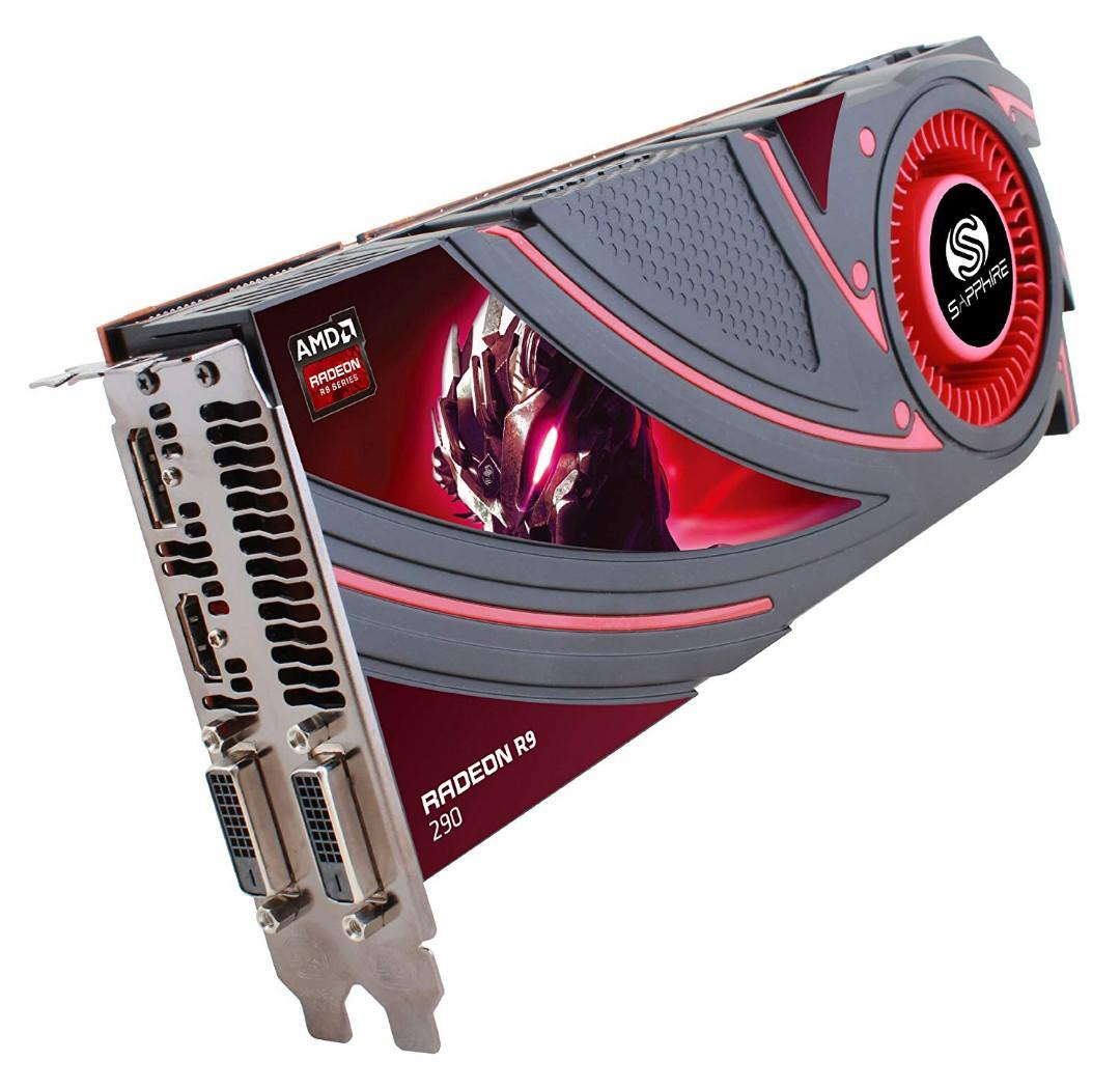 R9 290 4GB DDR5 Reference