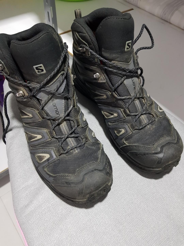 bas prix 2ff9a 8df04 Salomon X Ultra 3 Mid GTX Hiking Boots, Men's Fashion ...