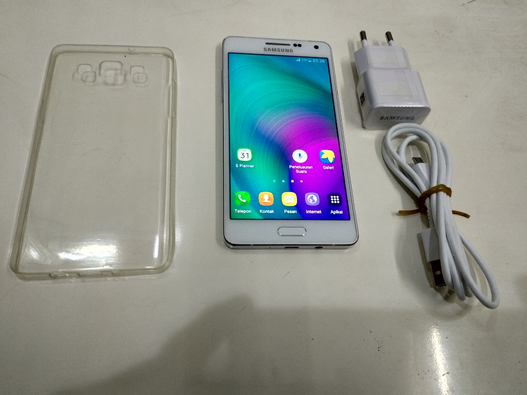 Samsung Galaxy A5 2015 Hp Casan Telepon Seluler Tablet Ponsel Android Di Carousell