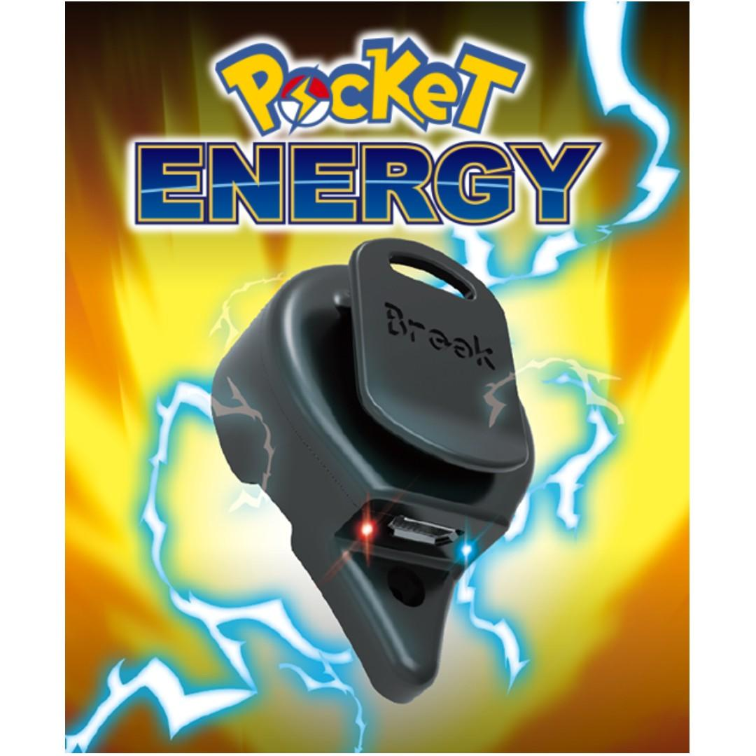 SG Seller Brook Design - Pocket Energy for Pokemon Go Plus