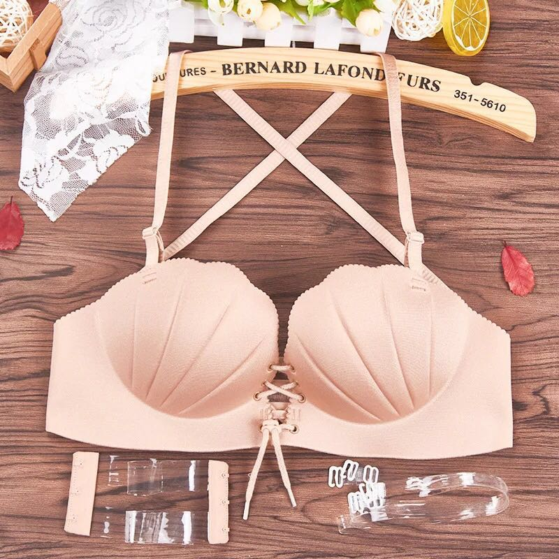 39d8035548542 Strapless Bra with 2 types of straps