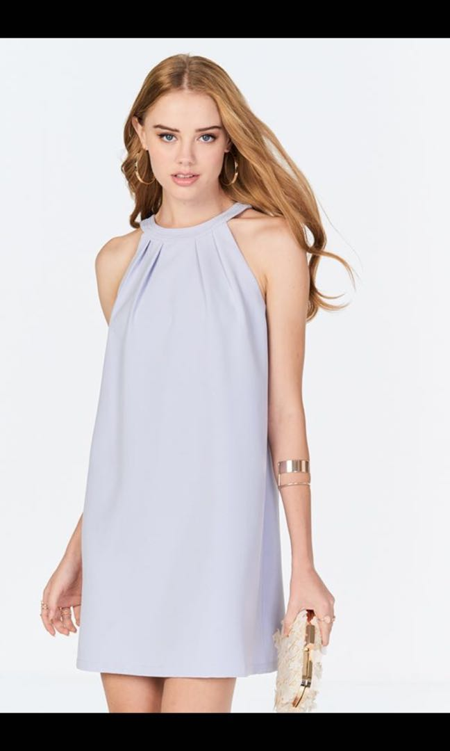 b387401b1867 TCL Alanis Dress in Lilac, Women's Fashion, Clothes, Dresses ...