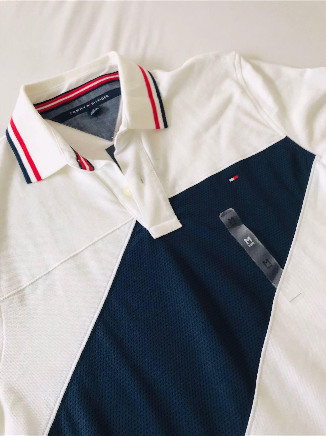 TOMMY HILFIGER BUTTON SHIRT