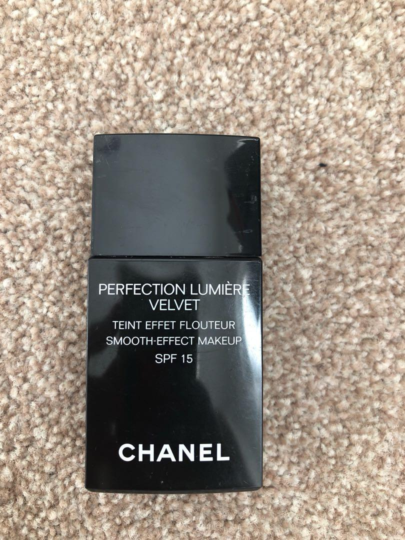 Used once - Chanel perfection lumiere velvet - 20 beige