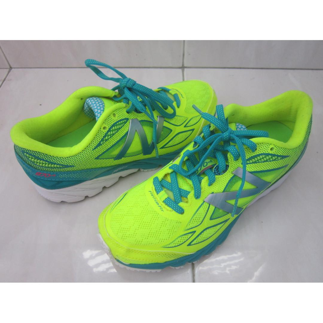 best sneakers 37517 1eba8 W US8 25cm] New Balance 870V4 Running Shoes, Sports, Sports ...