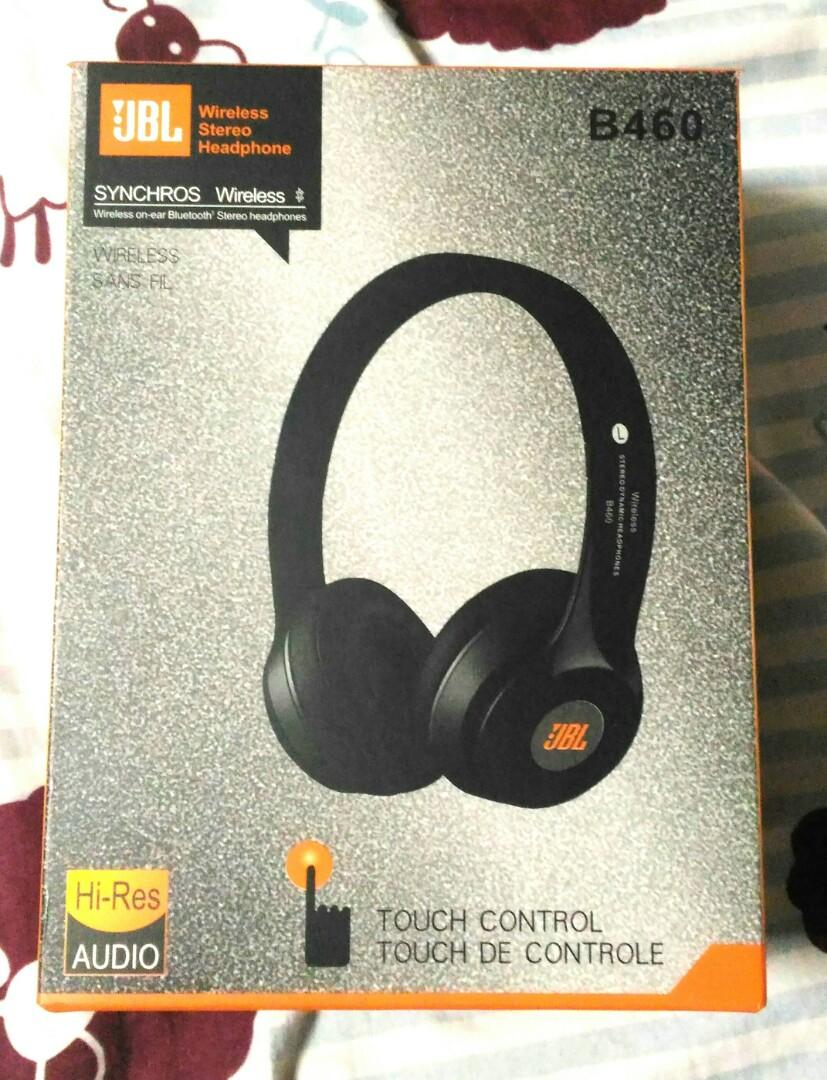 dc3934c5ae1 (On sale)JBL B-460 Wiresless Stereo Headphones, 家電電器, 耳機音響在Carousell