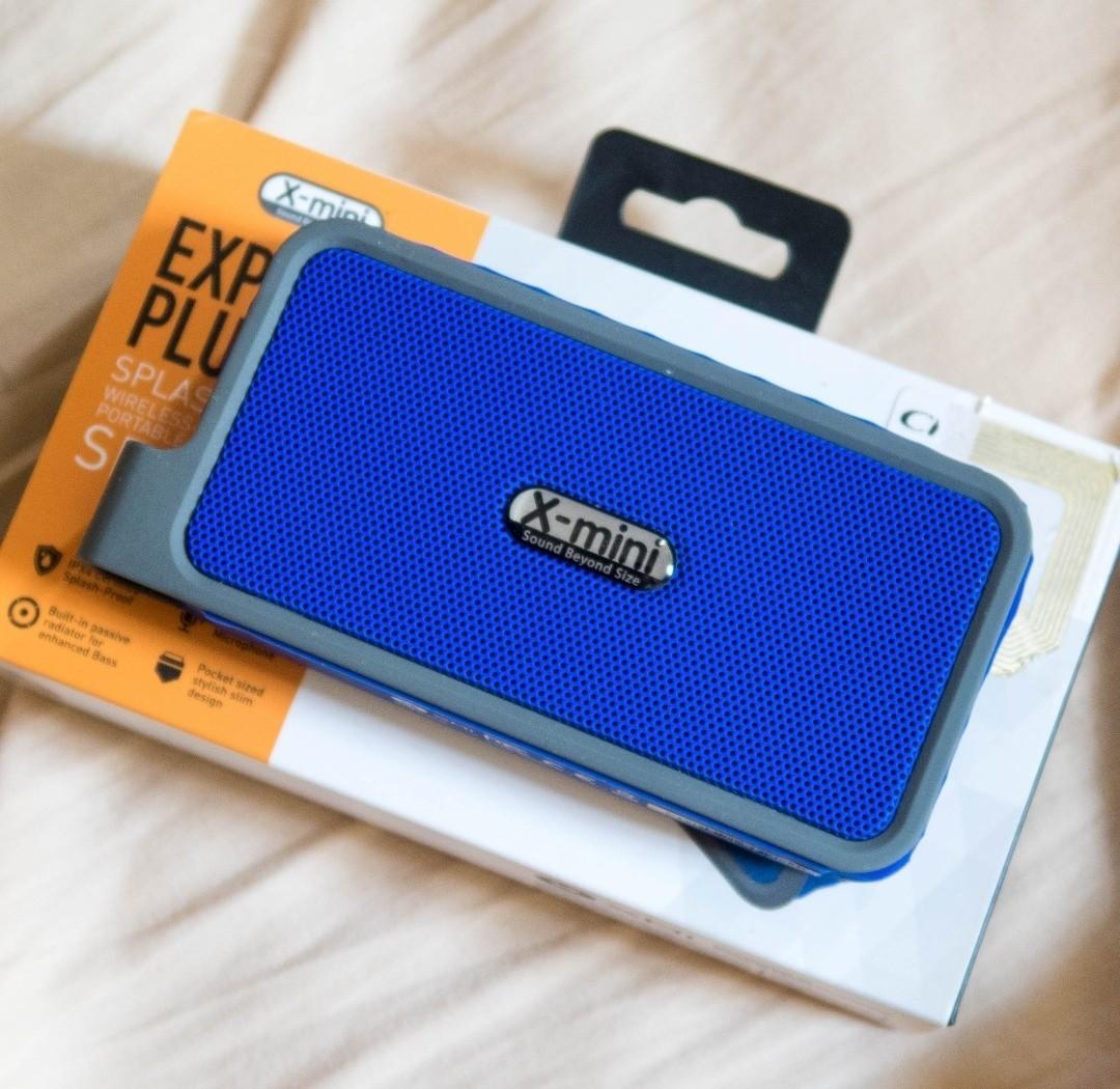 X-mini Explore Plus Bluetooth speaker