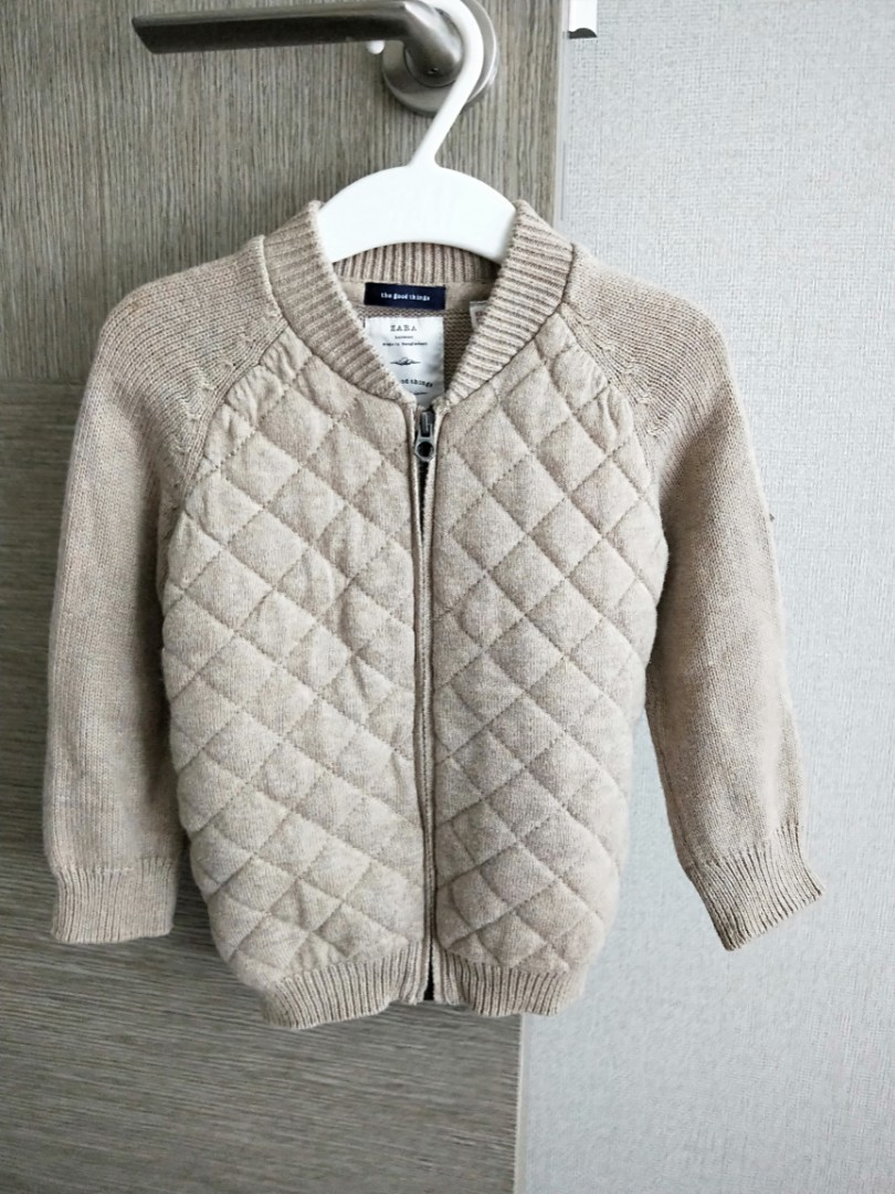 0c8f0b765d27 ZARA Baby Boy Jacket (18-24 MTHS)