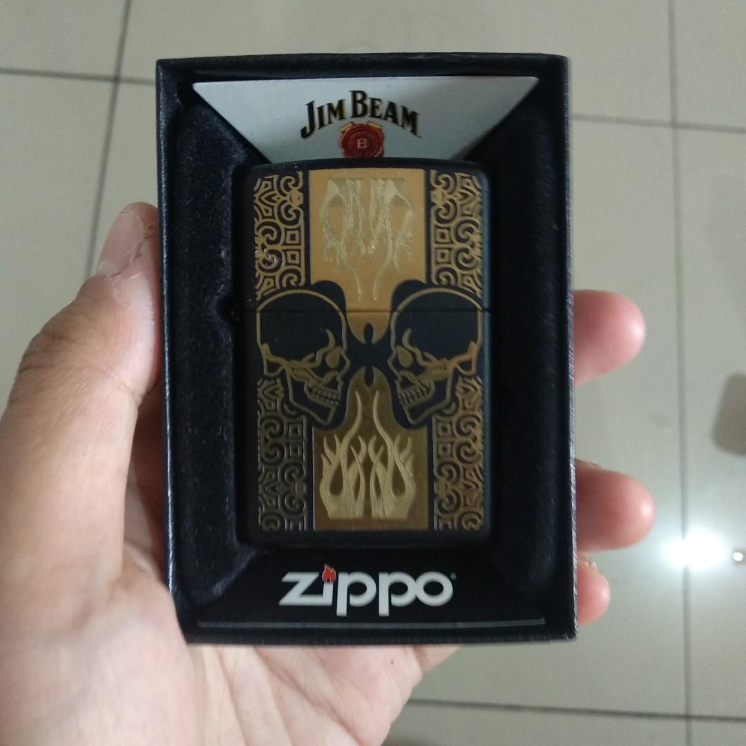 Zippo Jim Bean lighter