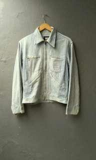 Vintage oshkosh b'gosh Hickory Western Jacket