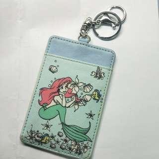 美人魚票卡夾