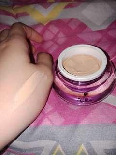 Aulia foundation cream
