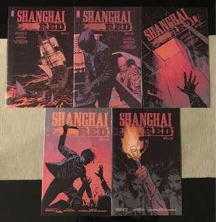 Image Comics: Shanghai Red (Complete)