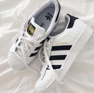 PREORDER 💕 Adidas Superstar Shoes