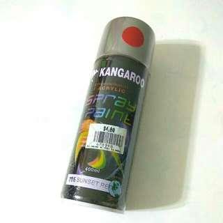 Kangaroo Premium Quality Acrylic Spray Paint