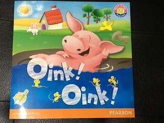 "好書推介: ""Oink! Oink!"" by Longman"
