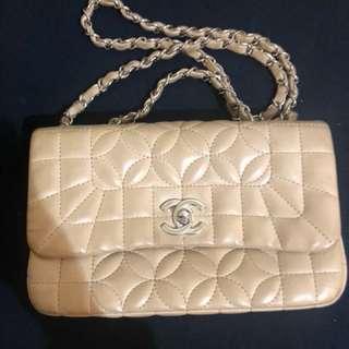 真品 Chanel 包包 肩背側背包 可參考coco包型 vintage