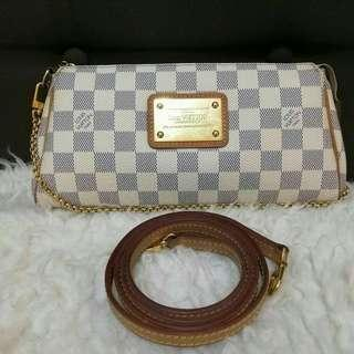 Big Sale! Louis Vuitton Eva Clutch Azure P29,500 only ( fixed )  On hand PH