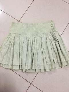 MNG Mango Cotton Skirt
