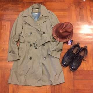 USA海軍陸戰隊 軍用版孖襟褸 trend coat