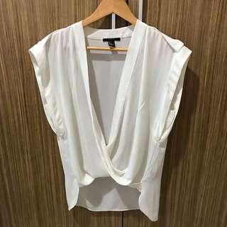 REPRICE!!! Preloved blouse by forever21
