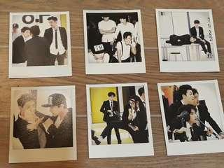 Super Junior Official Swing Polaroids