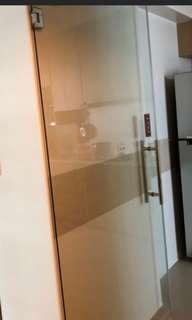 Removal of Glass Panel, Shower Screen, Glass Divider