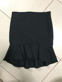 Zara Woman Mermaid Skirt