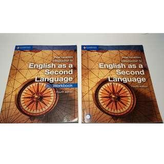 Introduction to English as a Second Language with Workbook, Fourth Edition by Peter Lucantoni, Cambridge University Press