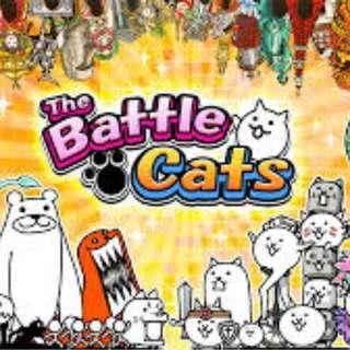 The Battle Cats account [$10 discount]