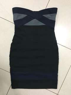 Zara Basic Bodycon Dress