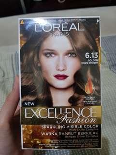 L'oreal excellence fashion hair colour