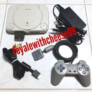 PSone Playstation 1 PS1