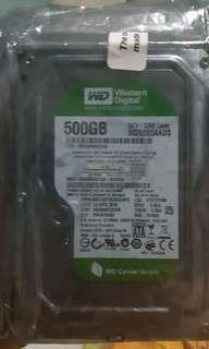 WD Western Digital Green 500 GB