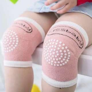 Baby slippery knee pads