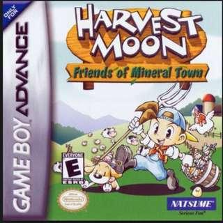 [IN STOCKS] Harvest Moon: Friends of Mineral Town