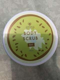 #yukjualan Emina body scrub kiwi