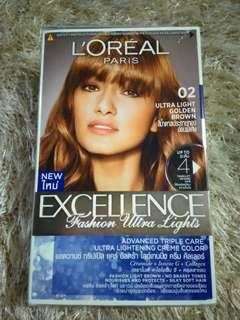 LOREAL PARIS Excellence Fashion Ultra Lights Hair Color