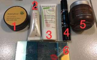 #yukjualan preloved skin care make up