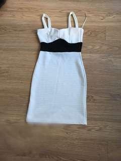 Boohoo dress-new- size UK6/US2