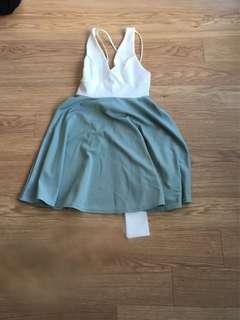 Boohoo skater dress-NWT-UK10/US6