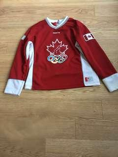 Roots Canada Sydney 2000 jersey top-EUC-medium