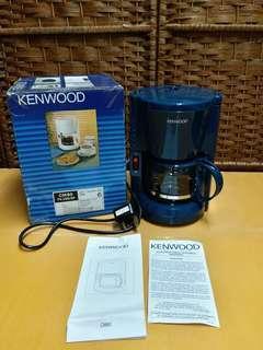 英國KENWOOD CM60 咖啡機~$120